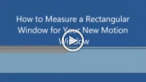 RV Replacement Window Installation