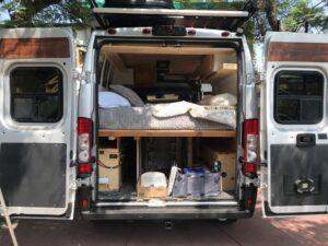 custom van ideas