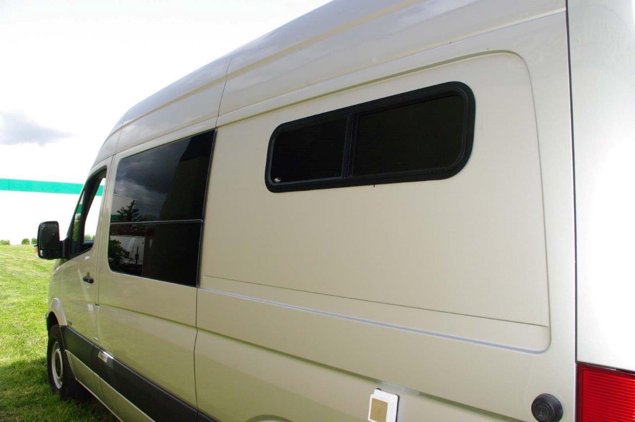 Sprinter Van Windows Conversion