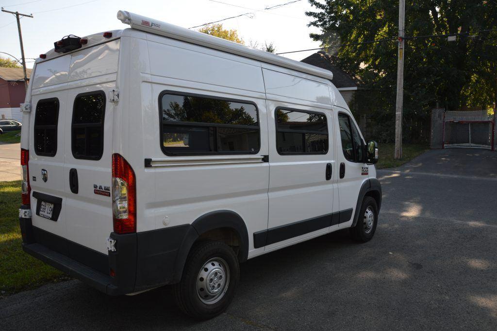 van window replacements