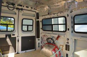 RV window repair