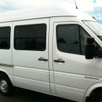 sprinter outside view