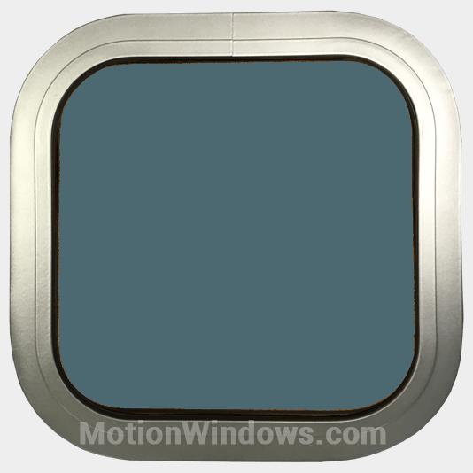 Metallic Gray Powder Coat Frame (GR-06)