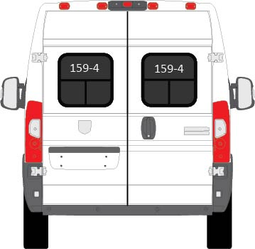Ram ProMaster Van Conversion Windows | MotionWindows com