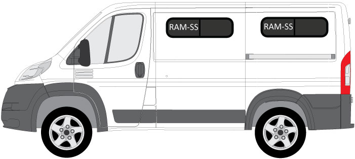 Ram ProMaster Van Conversion Windows | MotionWindows com