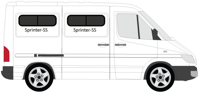 Ford Transit Rv >> Sprinter Van Windows, Conversion Van Windows | RVwindows.Com