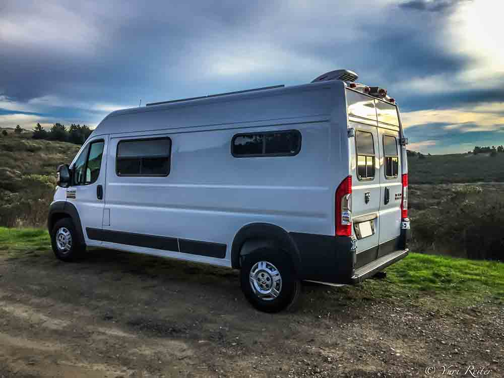 Ram Promaster Windows For Van Conversion Rvwindows Com