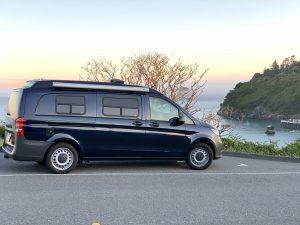 Mercedes Metris Aftermarket Van Conversion Windows