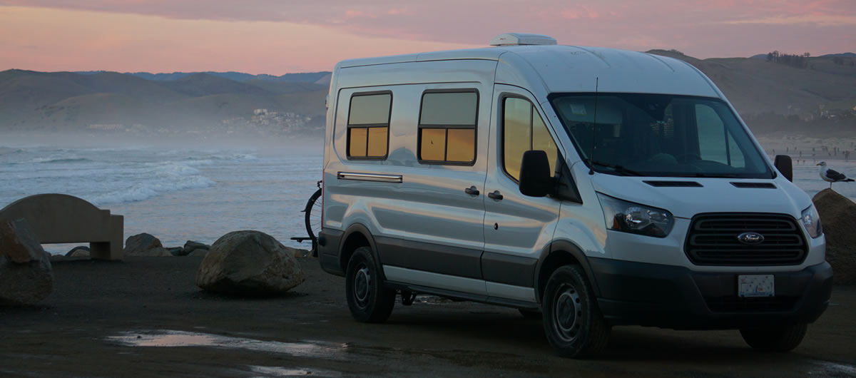 Ford Transit Van Aftermarket Conversion Windows Rvwindows Com